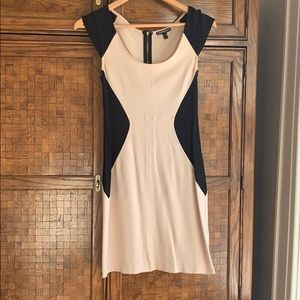 Beautiful Black and Tan dress